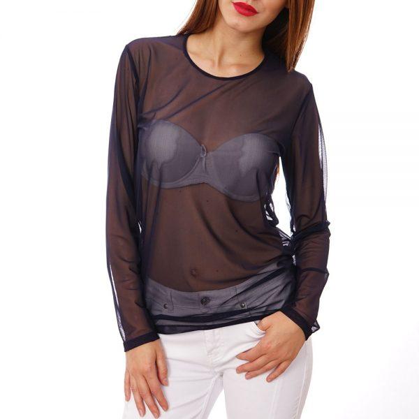 тюлена блуза