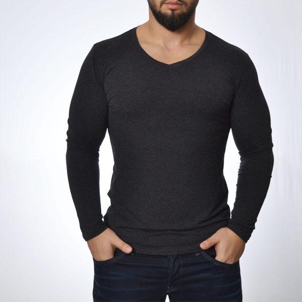 Мъжка вълнена тениска