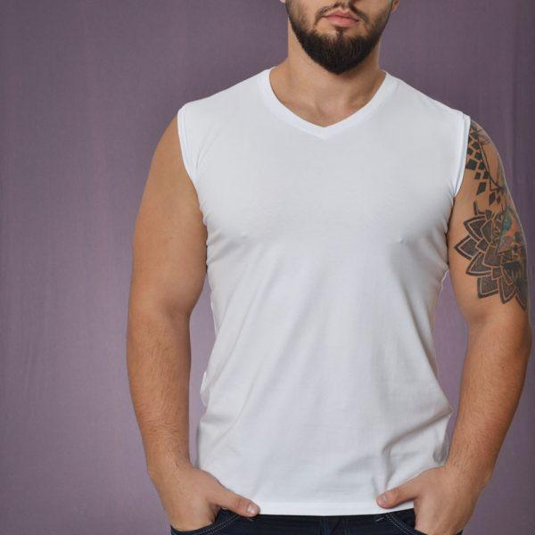 Мъжка тениска без ръкав