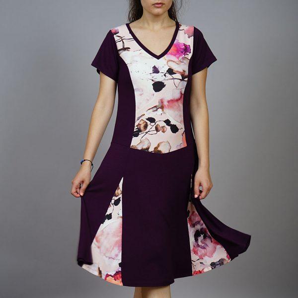 Летни трикотажни рокли
